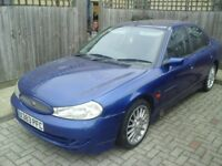 Mondeo ST200 , future classic , spares or repairs , engine runs , clutch gone