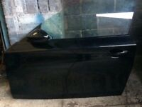 BMW E82 E87 1Series coupe/hatch N/S 3DR model PASSENGER SIDE door complete