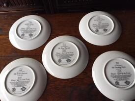 Decorative plates collectable s