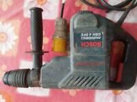 bosch rotary hammer drill 110v