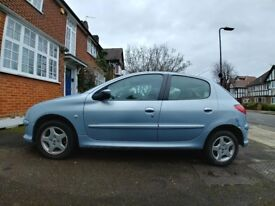 Peugeot 206 1.4 HDI 2006 *SPARES OR REPAIRS* SOLD AS SEEN