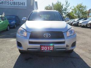 2012 Toyota RAV4 Base I4 4WD