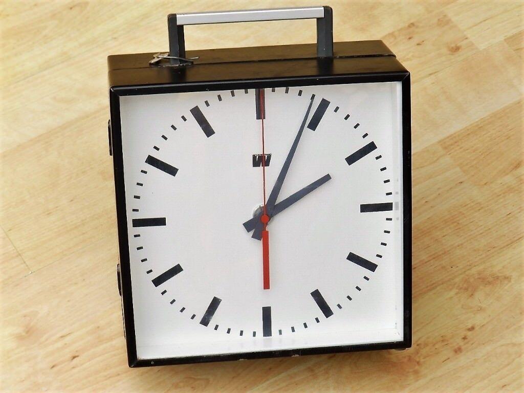 Westerstrand Swiss Clock