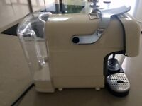 Lavazza a Mio coffee maker with milk frother