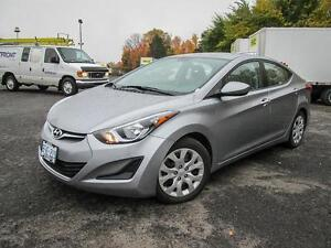 2015 Hyundai Elantra GL Sedan, Auto, Heated Front Seats, Air, Pw