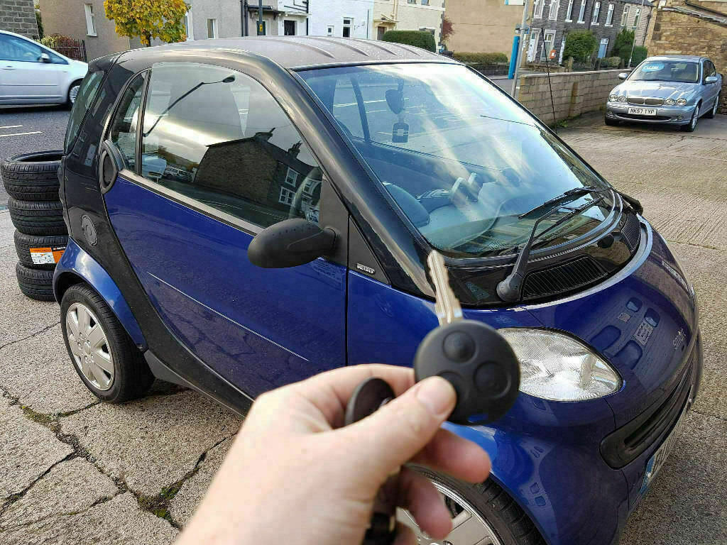 Smart Car Key Replacement >> Smart Car Fortwo Roadster Forfour New Key Fob Coding Programming In Skipton North Yorkshire Gumtree