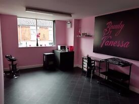 Beauty Room available to rent.