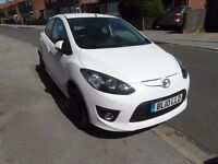 2010 Mazda 2 1.3 Takuya - Hatchback - White with Black Alloys - Petrol