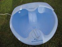 Remington Aromatherapy Foot Spa