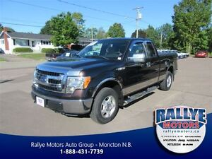 2013 Ford F-150 XLT! 4x4! ONLY 42K! Alloy! Trade-In!