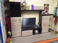 Tv unit, with shelving