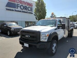 "2016 Ford F-550SD XL Regular Cab 189"" WB, 108"" CA 2WD DRW"