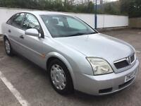 2003 VAUXHALL VECTRA 1.8 WITH A NEW MOT MAY 2018, DRIVES GREAT