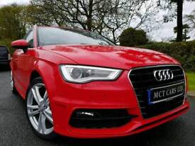 2013 Audi A3 2.0 150bhp Tdi S Line (Hatchback) Full Audi Service History! One Owner! £20 Road Tax