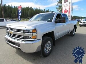 2016 Chevrolet Silverado 3500HD LT 6 Passenger Long Box, 6.6L
