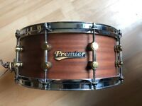 "Premier ""Vintage Series"" 14"" x 6"" Keith Keough snare drum"