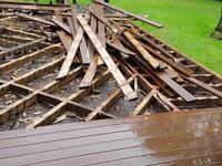 Free decking -collection KT16