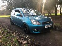 Ford Fiesta Zetec S with ST kit, long MOT