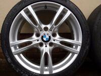 "18"" BMW M SPORT ALLOY WHEELS STYLE 400"