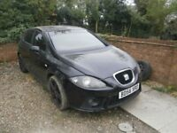 2006 SEAT LEON FR 2.0 TDI BREAKING FOR PARTS