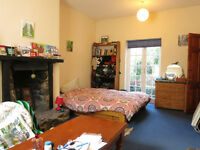 Large Double room in lovely Montpelier Houseshare