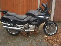 honda nt650 nt650v 650cc deauville, fully serviced, will come with 12 months mot, many parts