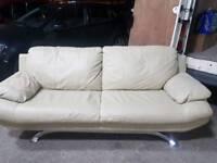 Lovely cream sofa