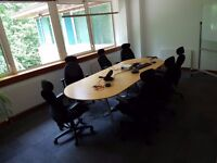 FREE Office furniture (tables, chairs & etc)