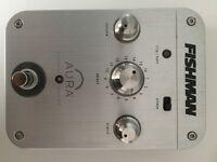 Fishman Aura Sixteen acoustic imaging pedal