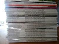 Huge bundle of 39, 25 Beautiful Homes magazines