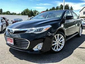 2013 Toyota Avalon LIMITED+PREM+XTRA WARRANTY!!!