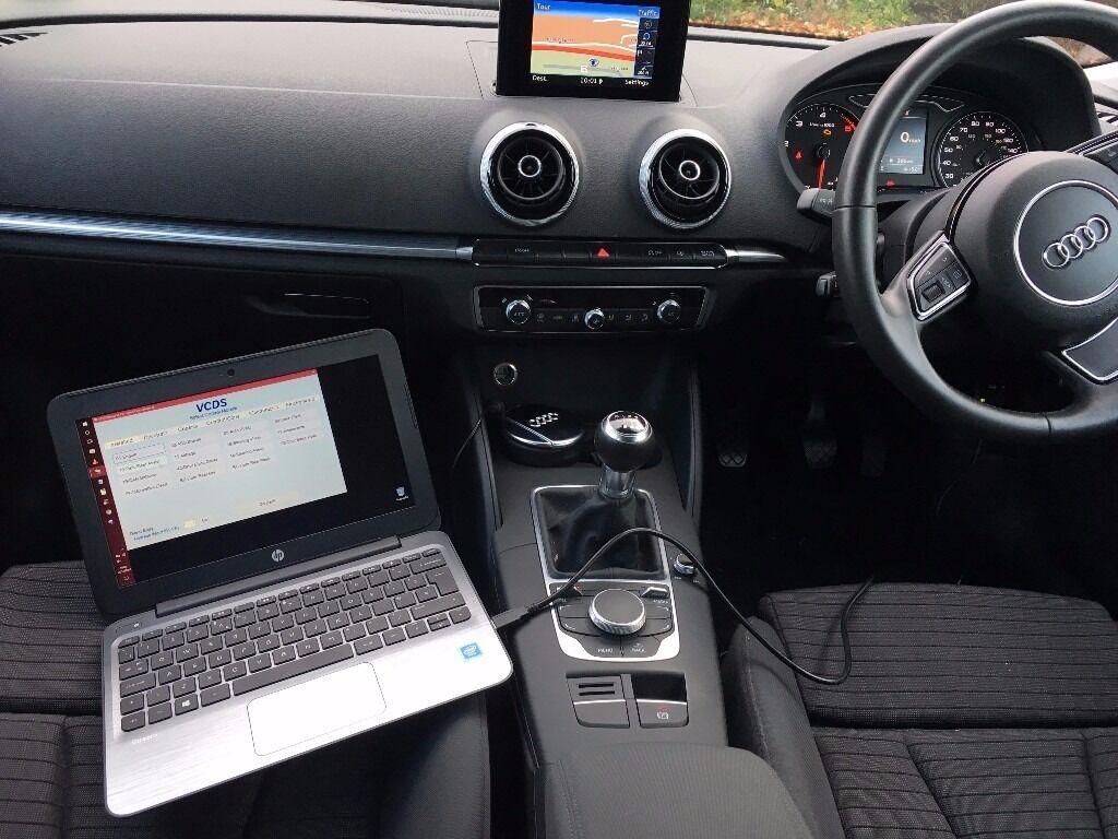 South Wales - VCDS VAG COM Diagnostic Check/Code for Audi