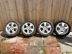 Mercedes A Class W169 Avantgarde Alloy Wheels OFFERS ACCEPTED