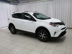 2016 Toyota RAV4 SE AWD SUV w/ NAVIGATION, BACKUP CAMERA & BLIND