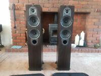 JAMO S426 FLOOR STANDING SPEAKERS