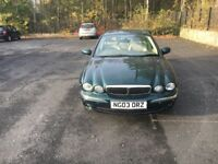 JAGUAR X-TYPE 2.5 V6 SE, AWD , LOW MILEAGE