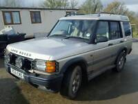 LANDROVER DISCOVERY 4X4 51 PLATE