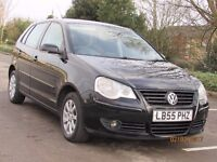 2005 NEW SHAPE POLO 1.4TDI 5 DOOR NEW MOT BARGAIN