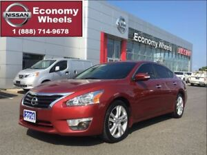 2014 Nissan Altima 3.5 SL / LOADED / NAVI / LEATHER