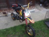 125 pit bike spare repairs