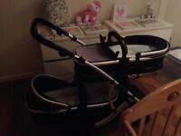 Duellette 21 Combi BS stroller