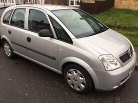 Vauxhall Meriva - 2004