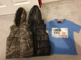 5-6 boys bundle of clothes
