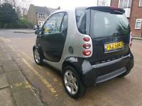 Smart City Passion 61 Auto 698cc - Long MOt - Oct 2017 - Drives Good - Leather Seats - HPI Clear