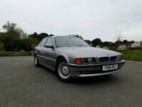 1997 BMW 7 SERIES 735 PETROL - LONG MOT - FUTURE CLASSIC