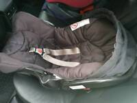 Graco junior baby car seat 0years -15months