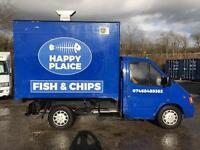 Fish and Chip Van for Sale