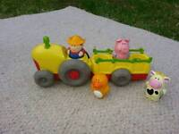 Tractor and Friends