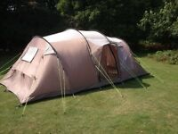 Outwell Nevada L 6 man tent in fantastic condition