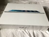 iPad Air Wi-Fi, Cellular, 16GB, Silver, Locked to EE - BRAND NEW